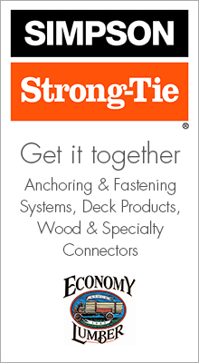 Simpson Strong-Tie - Anchoring and Fastening Systems, Deck Products, Wood and Speciality Connectors