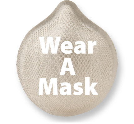 Wear A Mask - Slow the Spread